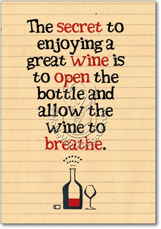 Drinking Wine Funny Quotes