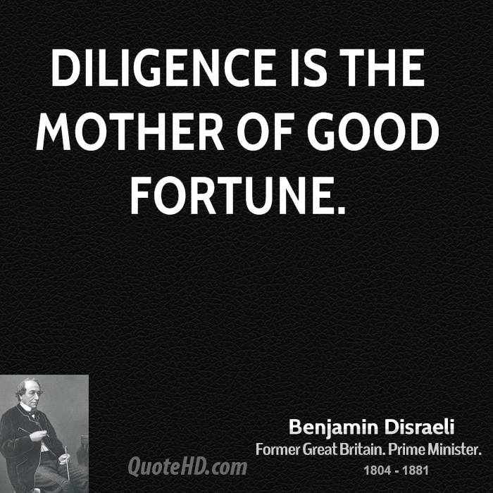 Humor Inspirational Quotes: Due Diligence Quotes. QuotesGram