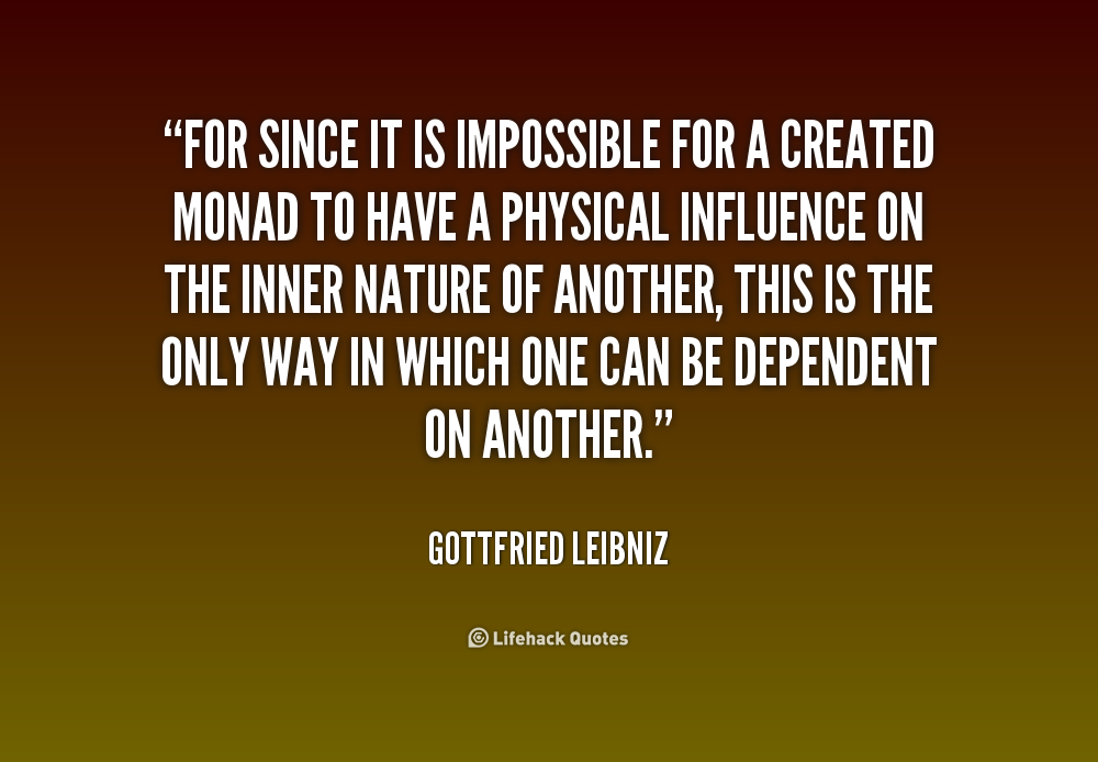an introduction to the life and works of gottfried von leibniz Gottfried wilhelm von leibniz: most prolific philosopher of all time, inventor of calculus, and the last universal genius a brief introduction to the most prolific philosopher of all time.