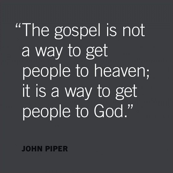 John Piper Quotes On Jesus QuotesGram