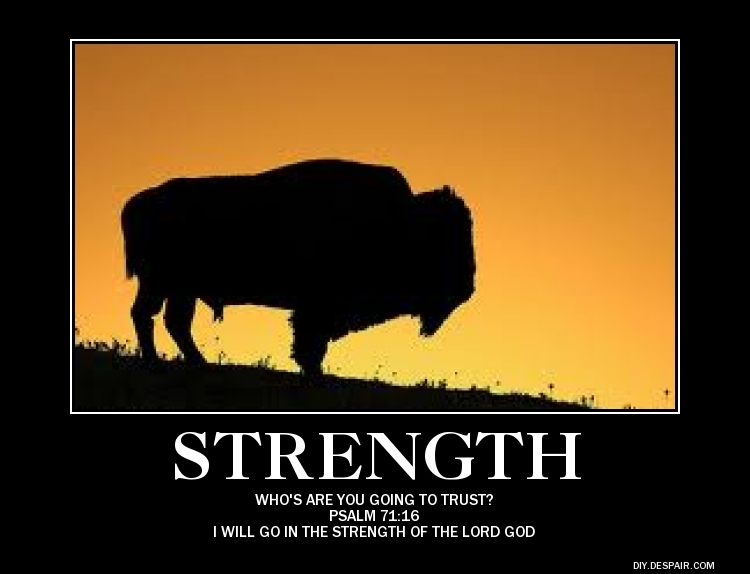 Bible Quotes About Strength. QuotesGram
