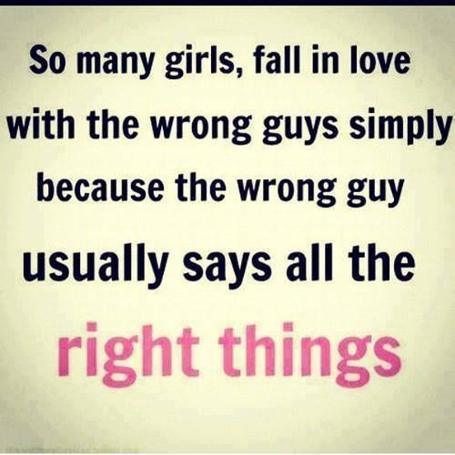 Right Girl Wrong Time Quotes. QuotesGram