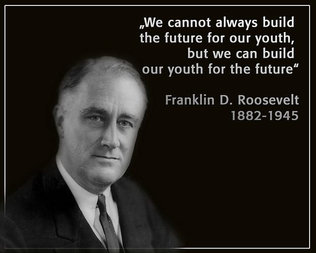 Franklin Delano Roosevelt: A Born Leader