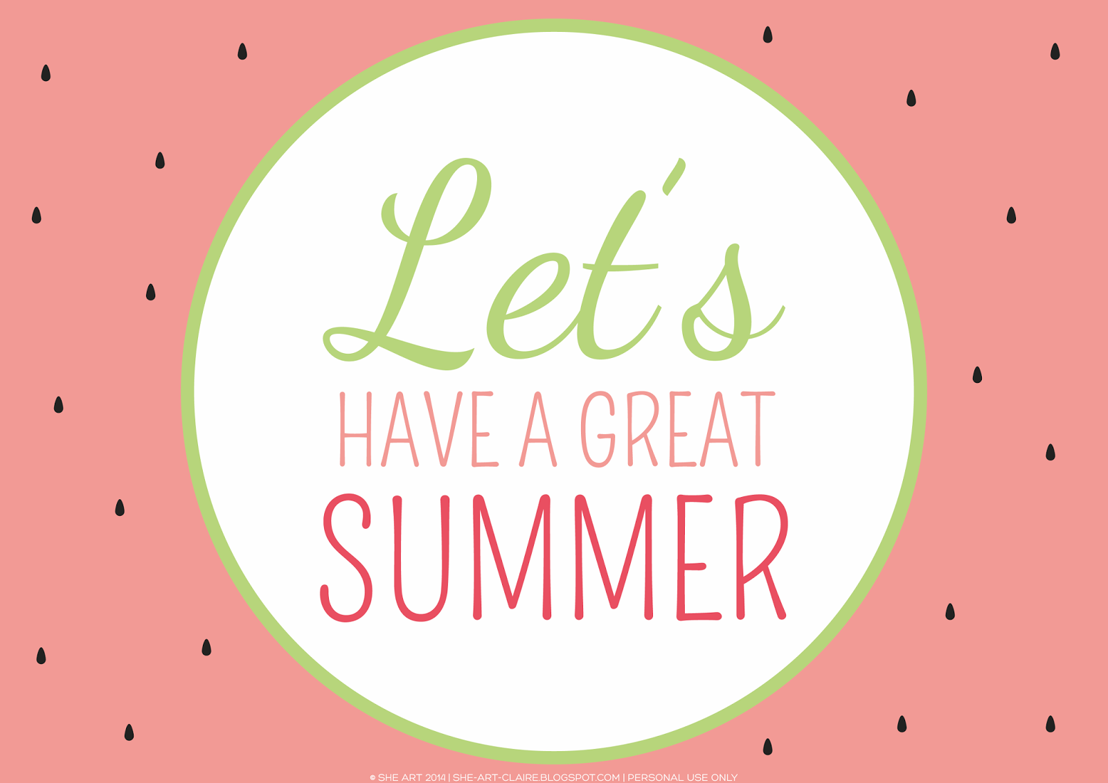 Have A Great Summer Quotes Quotesgram