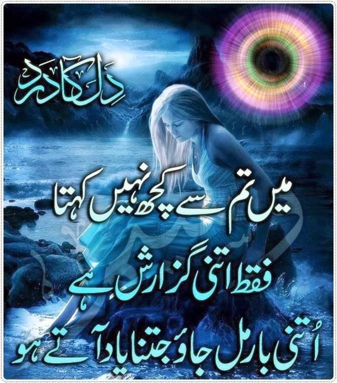 Best Poetry Quotes Of Love In Urdu: Sad Quotes By Famous Poets. QuotesGram