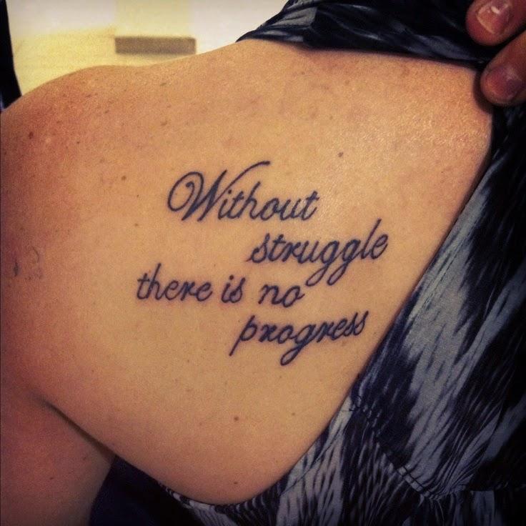 Struggle Quotes For Tattoos. QuotesGram