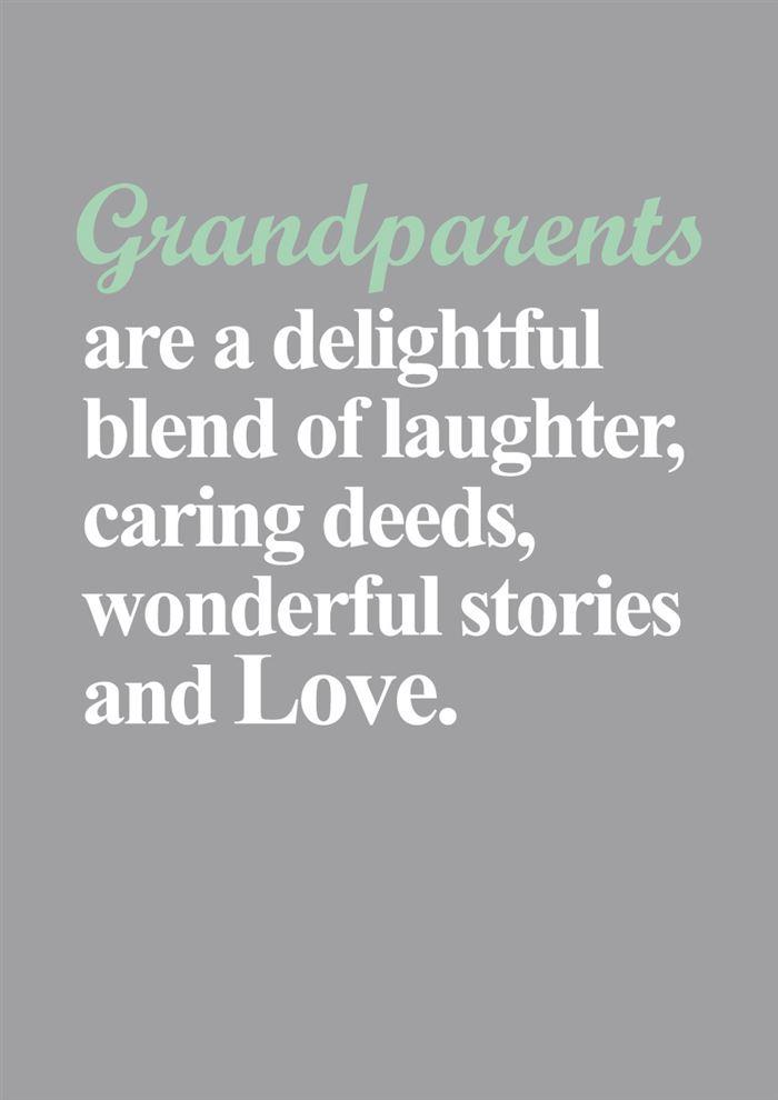 Famous Quotes About Grandparents. QuotesGram