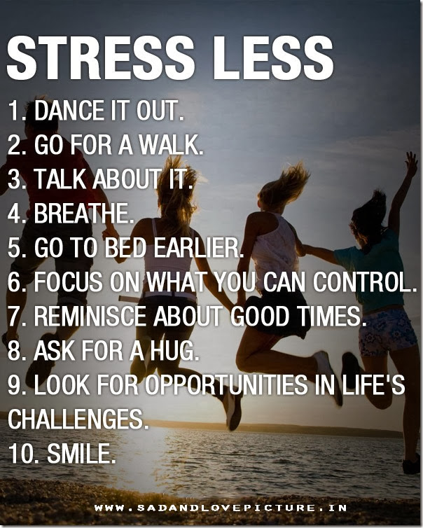 Inspirational Quotes For Stressed Moms: Inspirational Quotes About Stress. QuotesGram