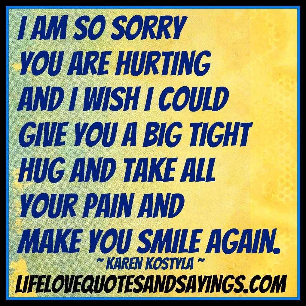 I Am So Sorry Quotes. QuotesGram