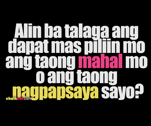 famous quotes about love tagalog quotesgram