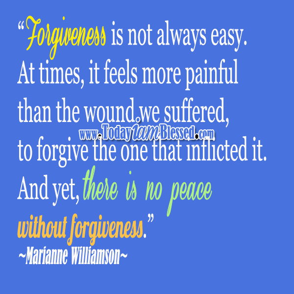 Quotes About Love And Forgiveness From The Bible: Forgive And Love Bible Quotes. QuotesGram
