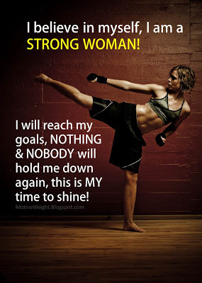 positive quotes for strong women boxing quotesgram