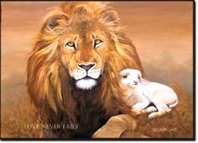 quotes about lions and lambs quotesgram