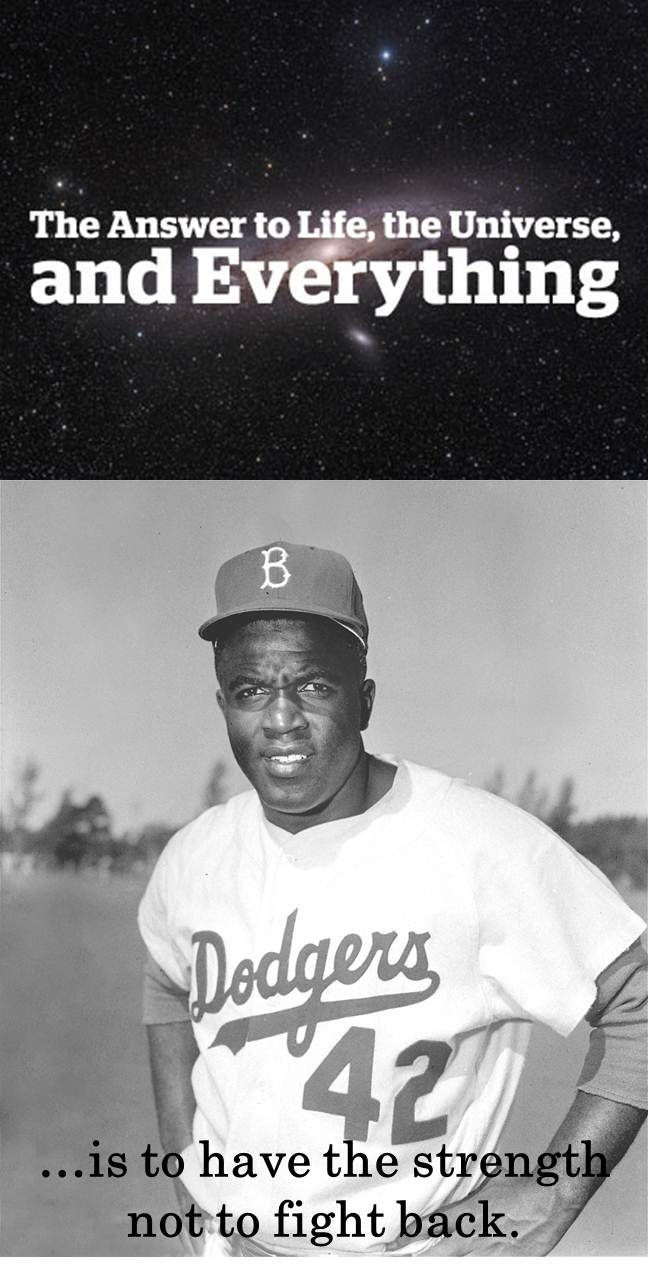 Jackie Robinson Articles