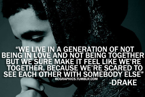 drake quotes about love by quotesgram
