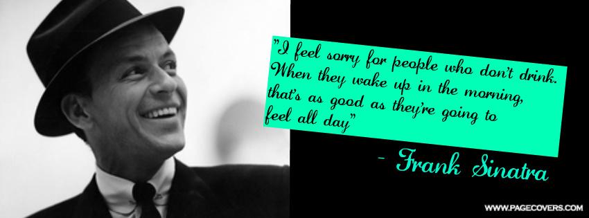 Frank Sinatra Quotes Cover Quotes. QuotesGram