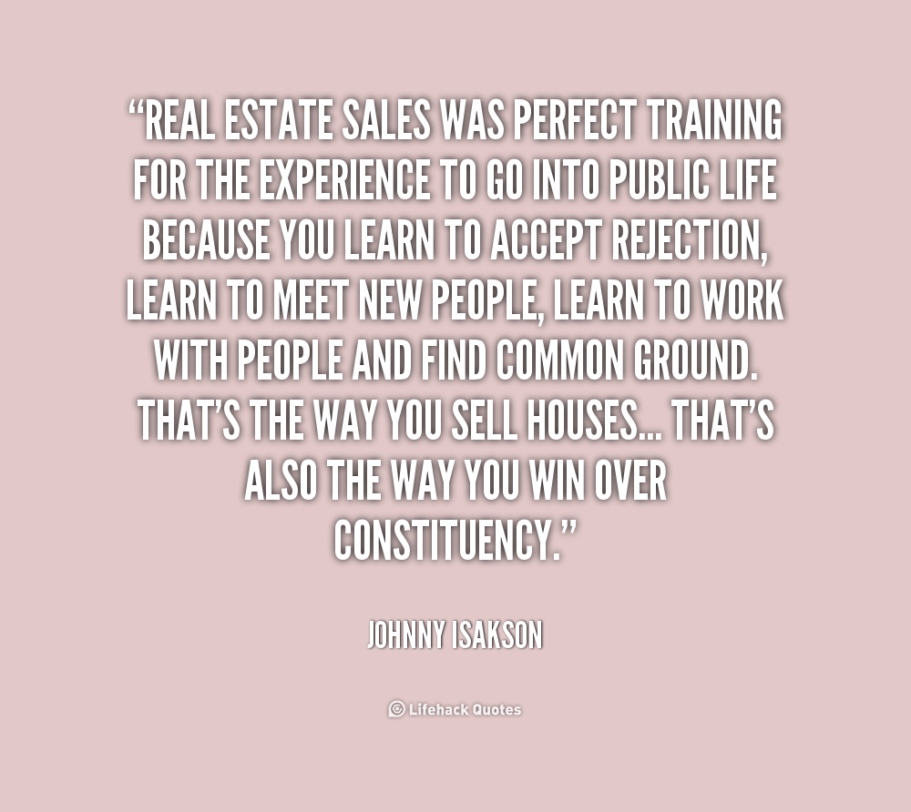 Motivational Quotes For Selling Your House Quotesgram: Selling Real Estate Quotes. QuotesGram