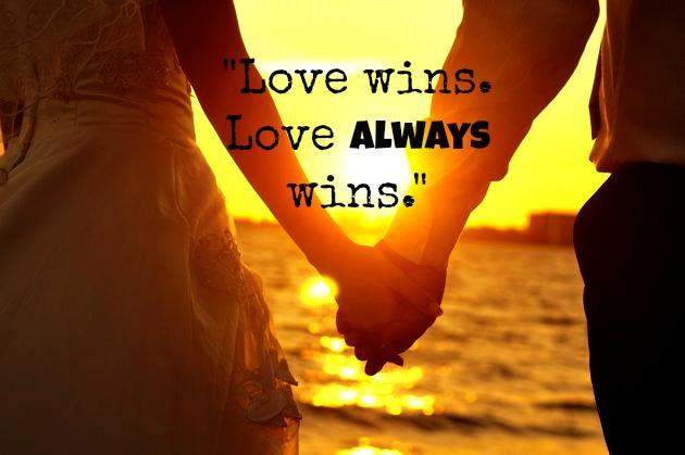 Love Always Wins Quotes. QuotesGram