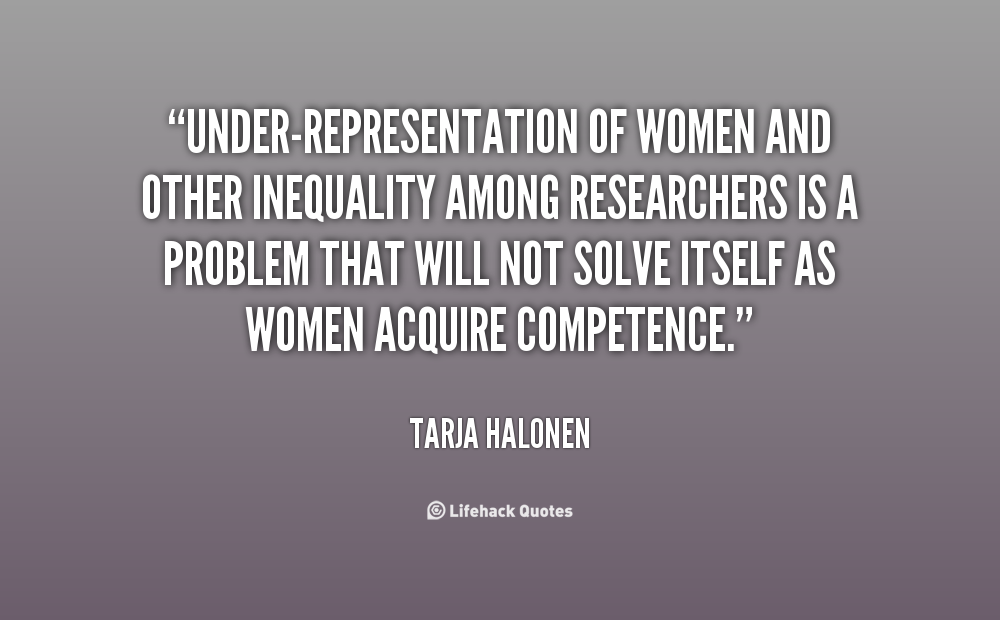 Gender Inequality Quotes. QuotesGram