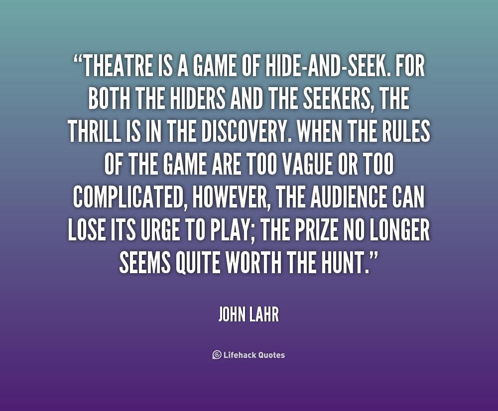 John Lahr Quotes. QuotesGram