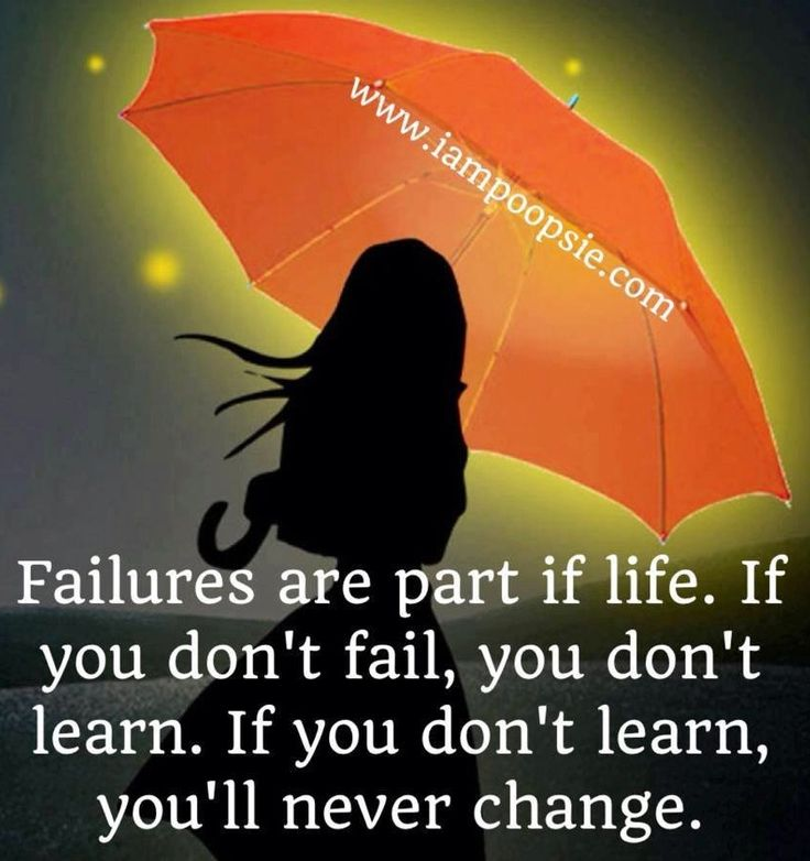 Inspirational Quotes About Failure: Failure Lessons Quotes. QuotesGram