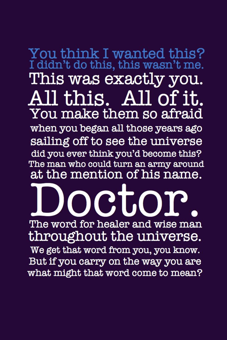love dr who quotes quotesgram
