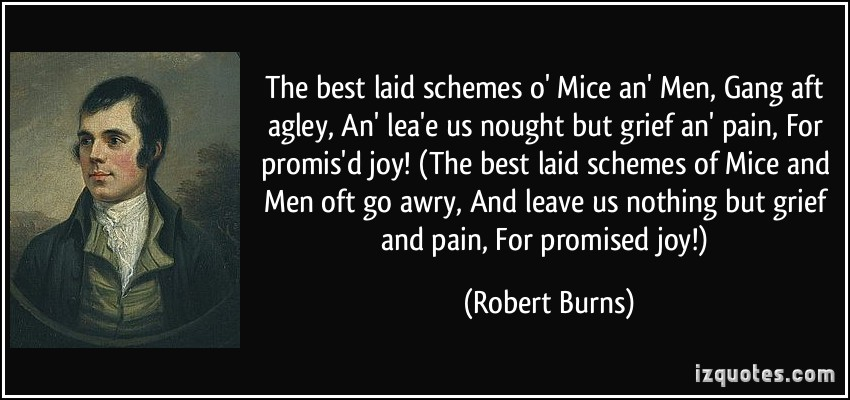 Of Mice And Men Friendship Quotes. QuotesGram