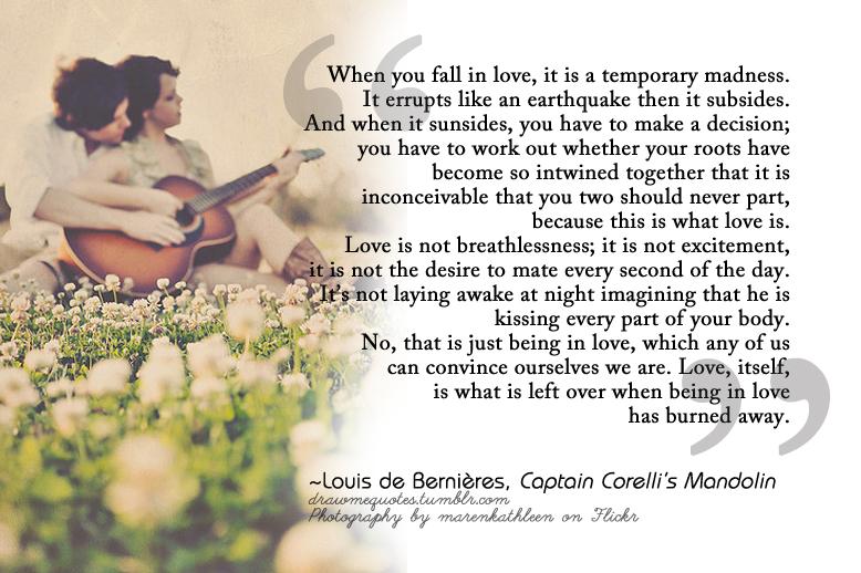 Mandolin mandolin tabs captain corellis mandolin : Mandolin Quotes. QuotesGram