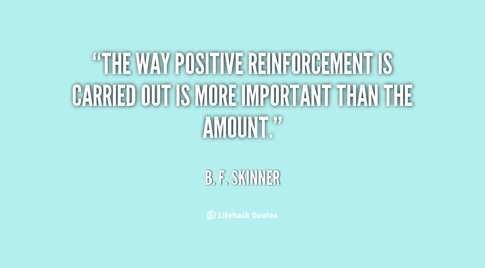 quotes about positive behavior quotesgram