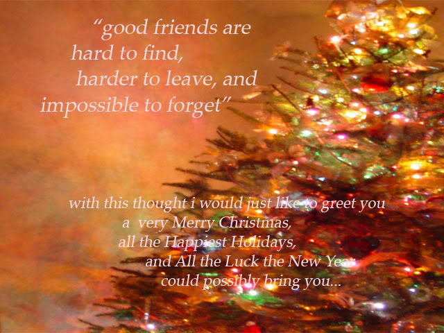 Christmas Greeting Quotes For Friends Quotesgram