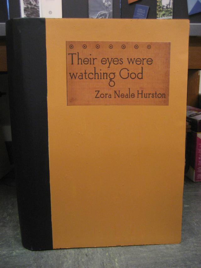 an analysis of imagery in their eyes were watching god a novel by zora neale hurston