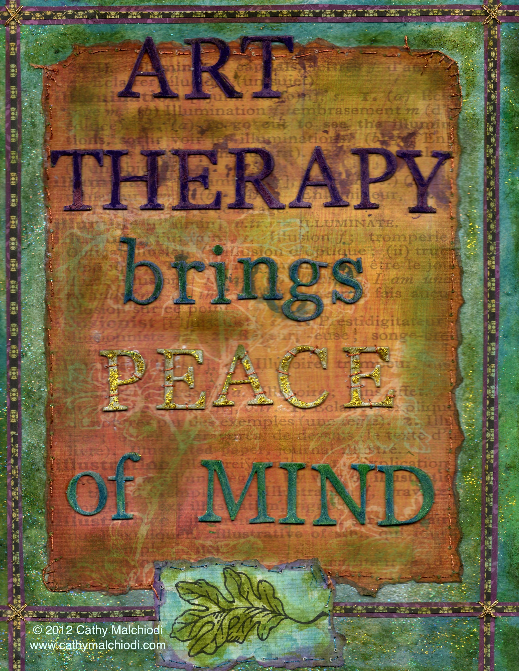 Art Therapy Quotes QuotesGram