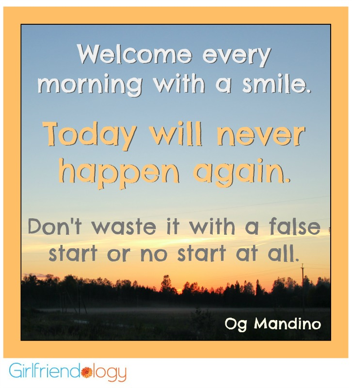 Start Your Day With A Smile Quotes. QuotesGram