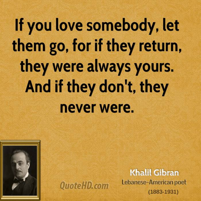 Love Finds You Quote: Khalil Gibran Quotes About Love. QuotesGram