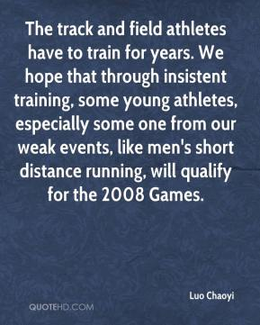 Best Track And Field Quotes. QuotesGram