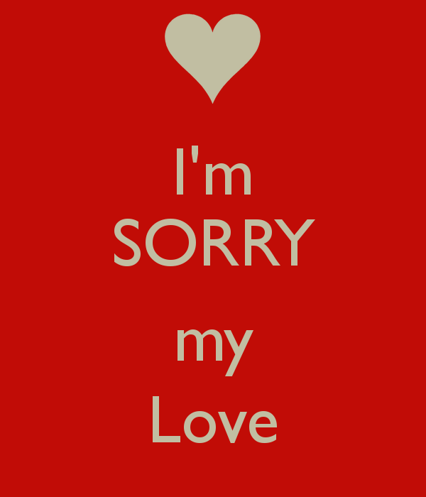 I M Sorry Love Quotes For Her: I Am Sorry Love Quotes. QuotesGram