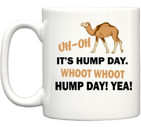 141552945 hump day quote camel coffee mug 21 Friday Coffee Coffee Morning Friday Clipart
