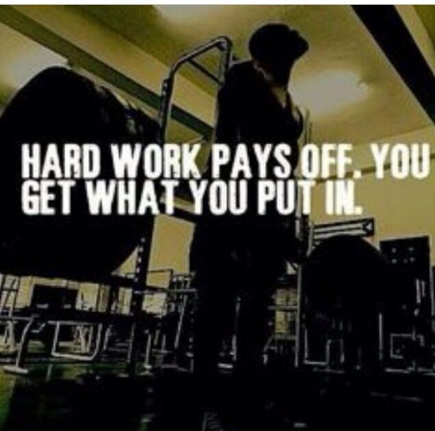 Quotes Hard Work Paid Off. QuotesGram