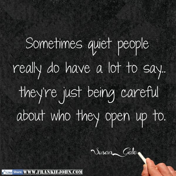 Funny Quotes Shy People: Shy People Quotes. QuotesGram