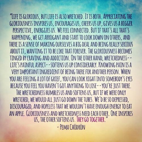 pema chodron quotes on love  quotesgram