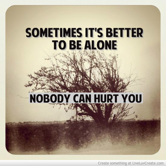 Sad Boy Alone Quotes: Sometimes I Feel Alone Quotes. QuotesGram