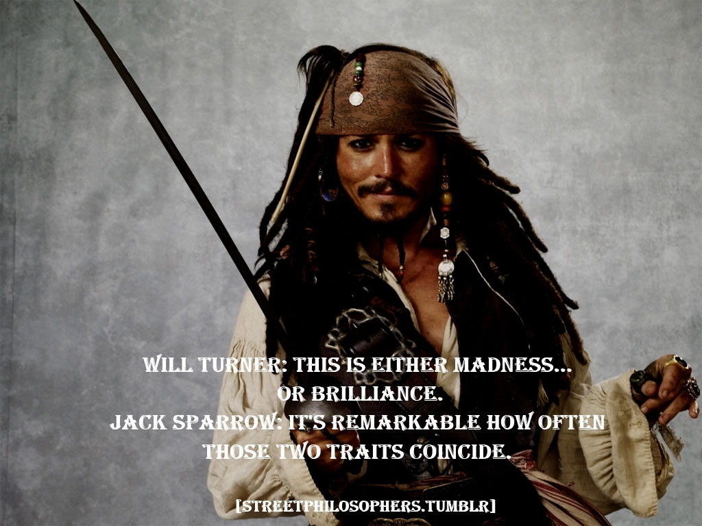 Jack Sparrow Quotes. QuotesGram