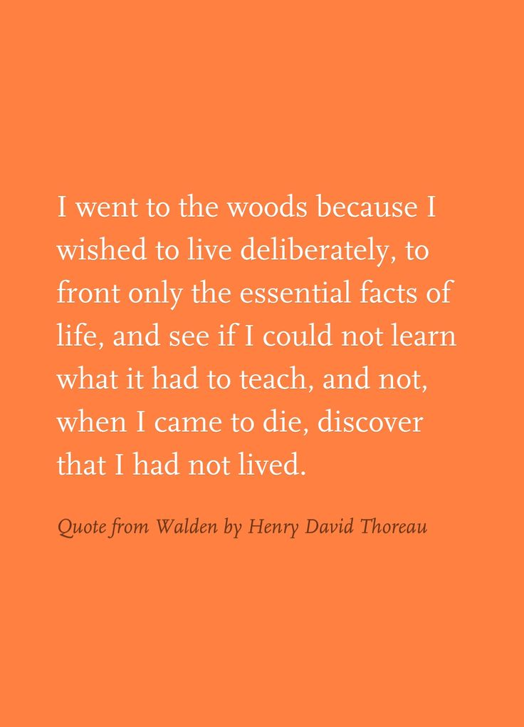 simple living in natural surroundings by henry david thoreau in walden Walden: simple living in natural surroundings: henry david thoreau: 9781497479845: books - amazonca.