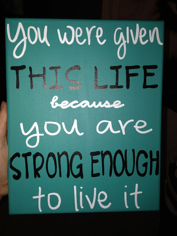 Quotes about your painting quotesgram for Inspirational quotes painted on canvas