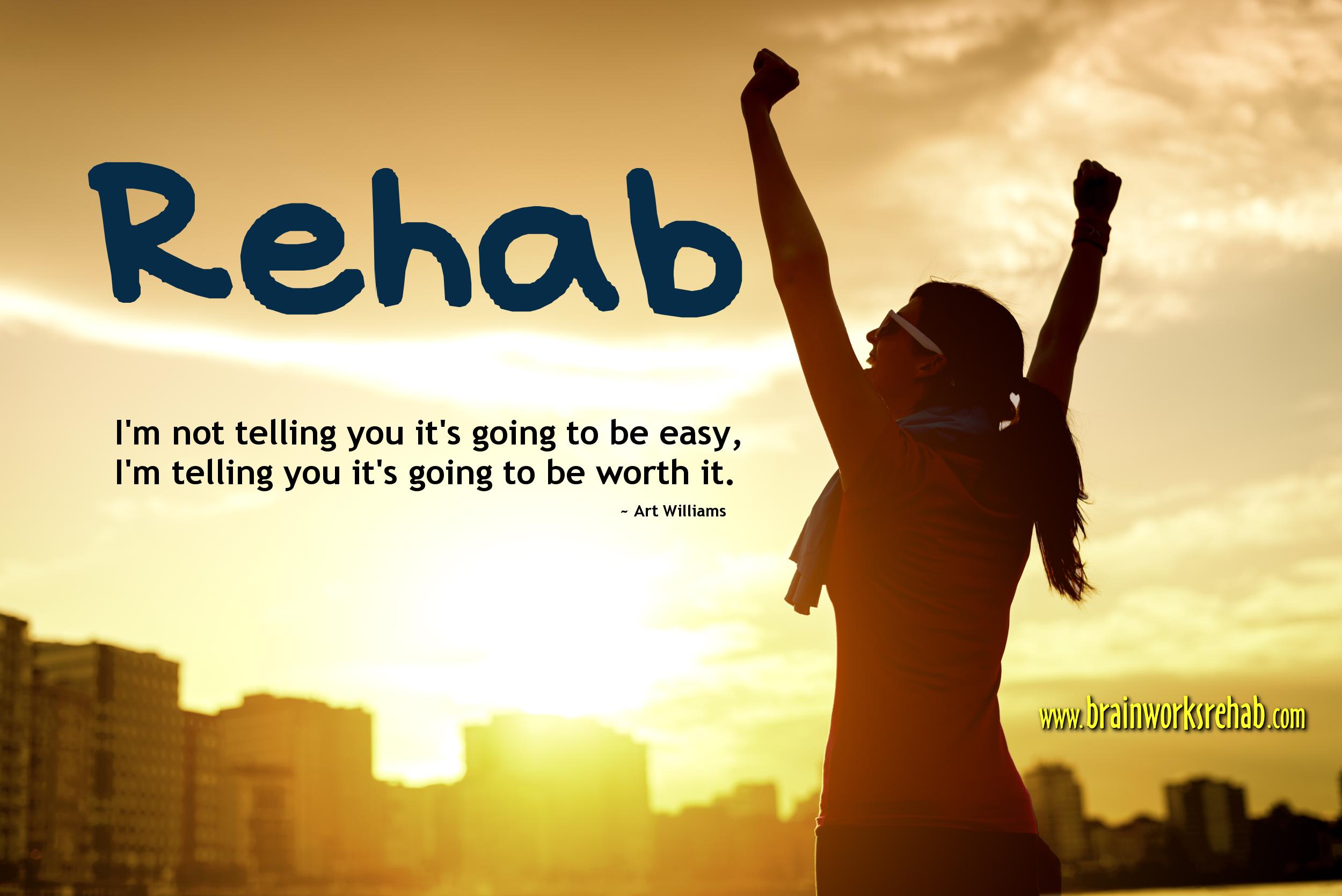Rehab Motivational Quotes Quotesgram