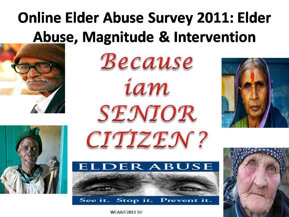 Elderly Abuse Prevention Quotes Quotesgram