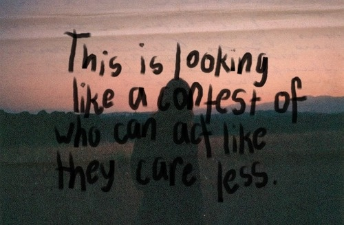 I Can Care Less Quotes. QuotesGram