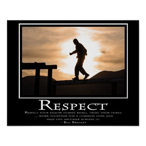 mutual respect and trust Damage to the trust and respect you have in others and the trust  mutual trust  and respect are the cornerstones to all successful relationships.