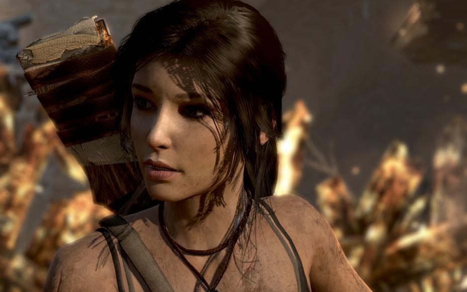 Lara Croft Tomb Raider Quotes Quotesgram