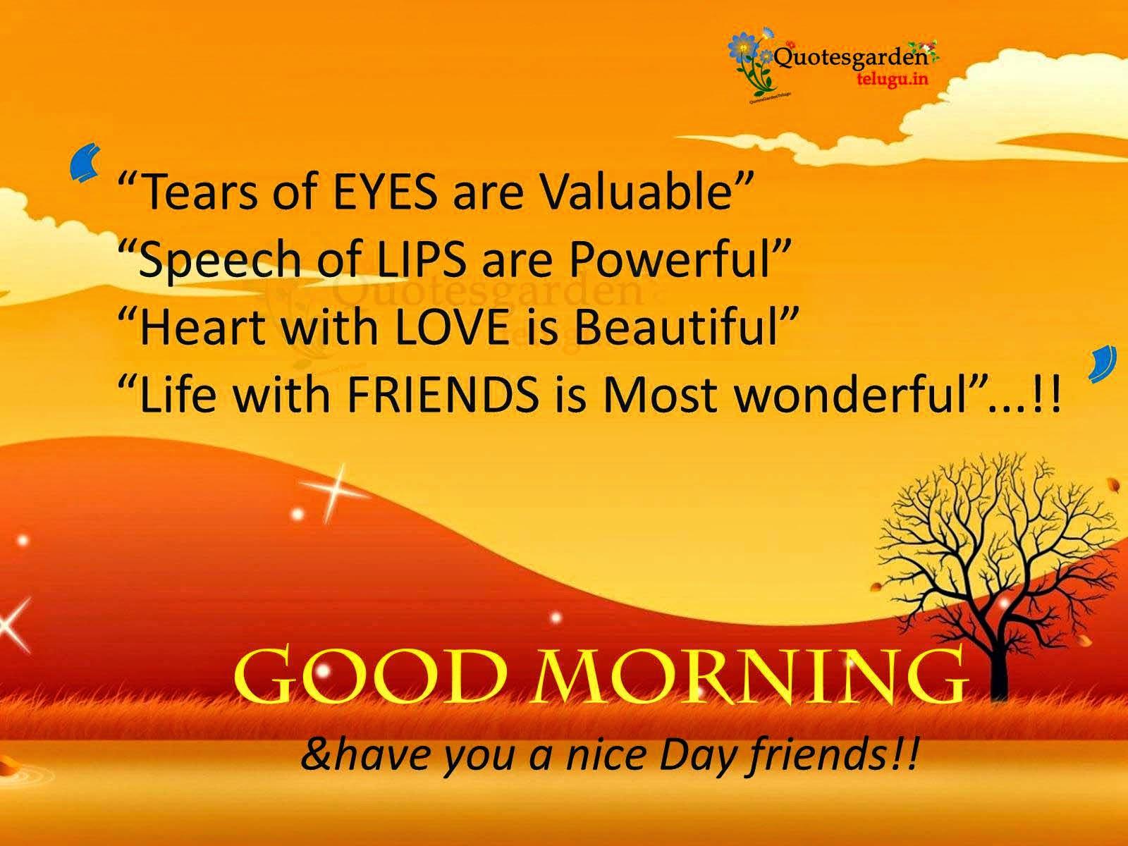 Best Good Morning Quotes Quotesgram: Famous English Quotes. QuotesGram